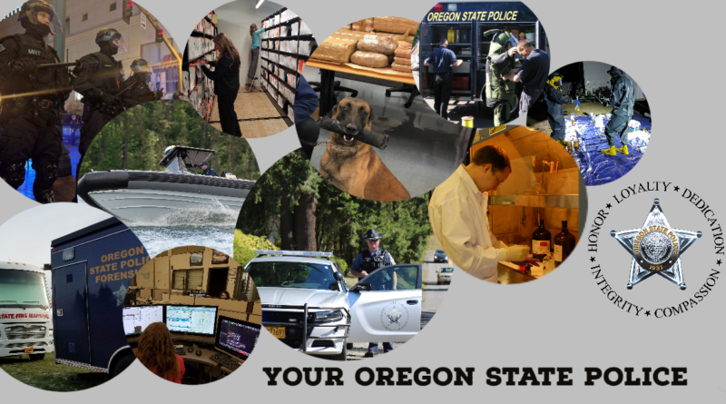 Your Oregon State Police